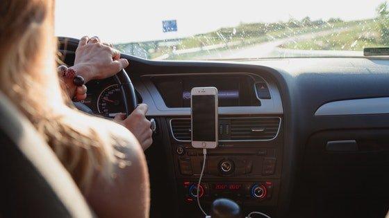 Don't let sticky stuff on your windshield glass stick onto your mind