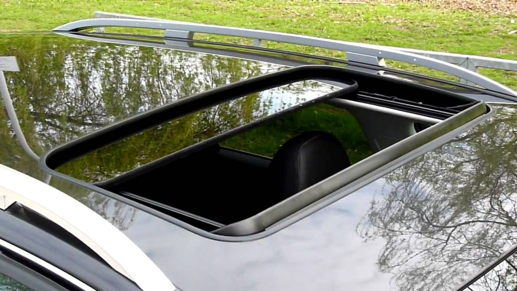 Sunroof Glass Repair and Replacement