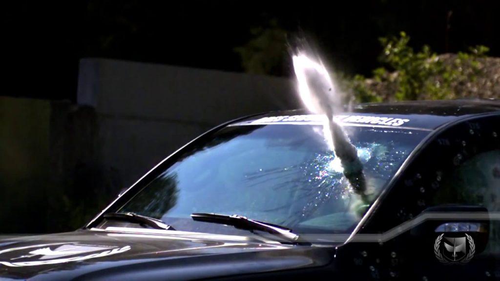 Bullet Resistant Auto Glass